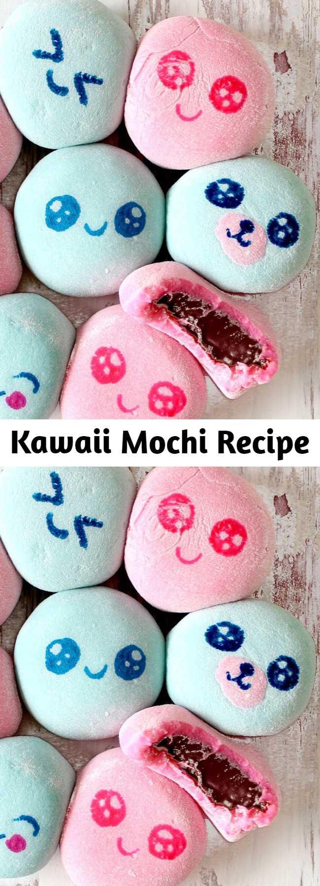 Kawaii Mochi Recipe