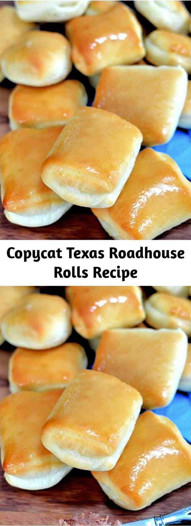 Copycat Texas Roadhouse Rolls Recipe